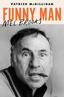 Funny Man : Mel Brooks, Hardback Book