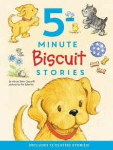 Biscuit: 5-Minute Biscuit Stories : 12 Classic Stories!, Hardback Book