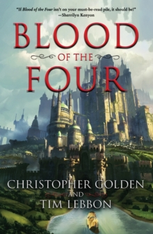Blood of the Four, Paperback / softback Book