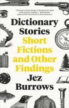 Dictionary Stories : Short Fictions and Other Findings, Paperback Book