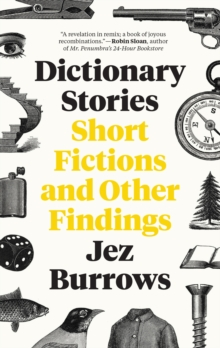 Dictionary Stories : Short Fictions and Other Findings, EPUB eBook
