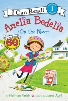 Amelia Bedelia on the Move, Paperback / softback Book