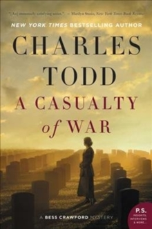 A Casualty of War : A Bess Crawford Mystery, Paperback / softback Book