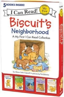 Biscuit's Neighborhood : 5 Fun-Filled Stories in 1 Box!, Paperback / softback Book