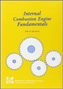 INTERNAL COMBUSTION ENGINE FUN (Int'l Ed), Paperback Book