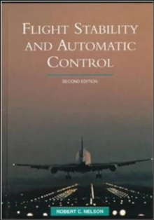 Flight Stability and Automatic Control, Paperback Book
