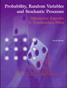 Probability, Random Variables and Stochastic Processes with Errata Sheet (Int'l Ed), Book Book