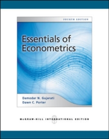 Essentials of Econometrics (Int'l Ed), Paperback Book