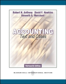 Accounting: Texts and Cases (Int'l Ed), Paperback Book