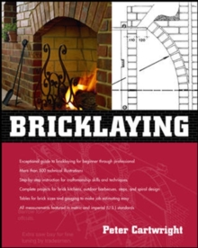 Bricklaying, Paperback Book