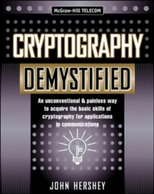Cryptography Demystified, Paperback / softback Book