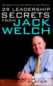 29 Leadership Secrets From Jack Welch, Paperback / softback Book