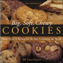 Big, Soft, Chewy Cookies, Paperback Book