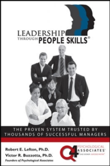 Leadership Through People Skills, Hardback Book