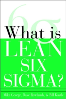 What is Lean Six Sigma?, Paperback Book