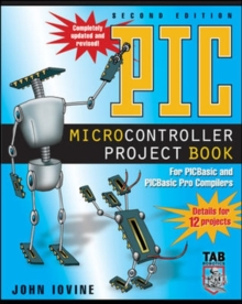 PIC Microcontroller Project Book, Paperback / softback Book