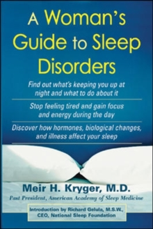 A Woman's Guide to Sleep Disorders, PDF eBook
