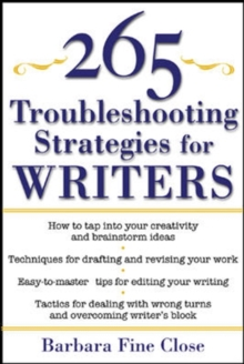 265 Troubleshooting Strategies for Writers, Paperback / softback Book