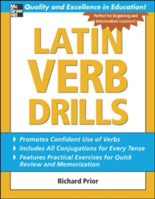 Latin Verb Drills, Paperback Book