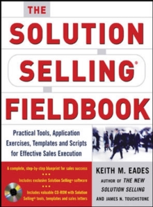The Solution Selling Fieldbook, CD-Extra Book