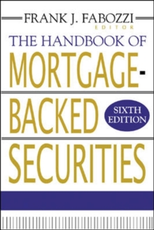 The Handbook of Mortgage-Backed Securities, Hardback Book