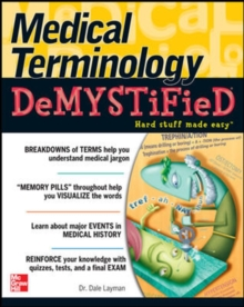 Medical Terminology Demystified, Paperback / softback Book