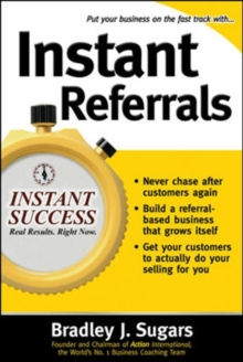 Instant Referrals, Paperback Book