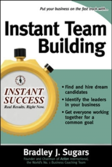 Instant Team Building, Paperback / softback Book