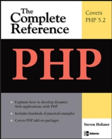 PHP: The Complete Reference, Paperback / softback Book
