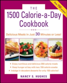 The 1500-Calorie-a-Day Cookbook, Paperback / softback Book