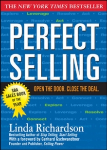Perfect Selling, Hardback Book