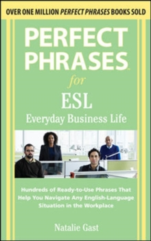 Perfect Phrases ESL Everyday Business, Paperback / softback Book