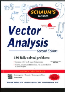 Schaum's Outline of Vector Analysis, Paperback Book