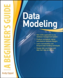 Data Modeling, A Beginner's Guide, Paperback / softback Book