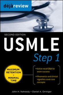 Deja Review USMLE Step 1, Second Edition, Paperback / softback Book