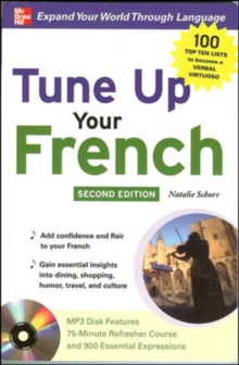 Tune Up Your French with MP3 Disc, Book Book
