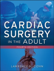 Cardiac Surgery in the Adult, Mixed media product Book