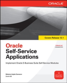 Oracle Self-Service Applications, Paperback / softback Book