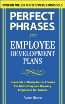 Perfect Phrases for Employee Development Plans, Paperback / softback Book