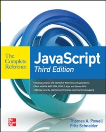 JavaScript The Complete Reference, Paperback / softback Book