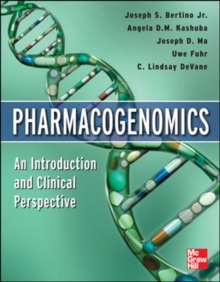 Pharmacogenomics An Introduction and Clinical Perspective, Paperback / softback Book
