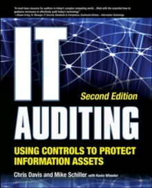 IT Auditing Using Controls to Protect Information Assets, Paperback / softback Book