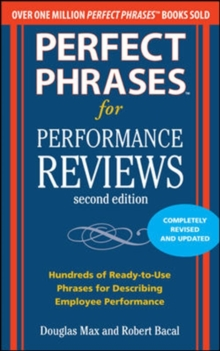 Perfect Phrases for Performance Reviews 2/E, Paperback / softback Book