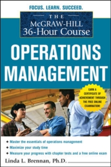 The McGraw-Hill 36-Hour Course: Operations Management, EPUB eBook
