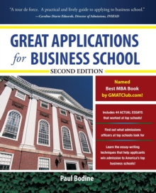 Great Applications for Business School, Second Edition, Paperback / softback Book