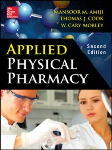 Applied Physical Pharmacy 2/E, Hardback Book