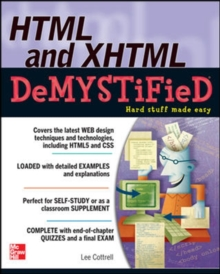 HTML & XHTML DeMYSTiFieD, Paperback / softback Book