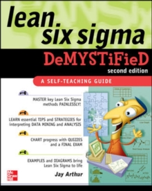 Lean Six Sigma Demystified, Second Edition, Paperback / softback Book