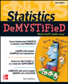 Statistics DeMYSTiFieD, Paperback / softback Book