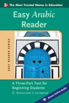 Easy Arabic Reader, Paperback Book
